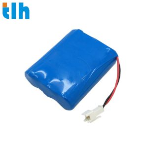 18650 BATTERY PACK 12V 2000MAH FOR GPS TRACKER