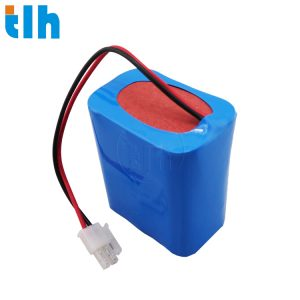 small 12 volt 4000mAh li ion rechargeable battery