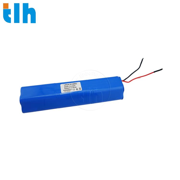 11.1V 18.2Ah battery for diving light
