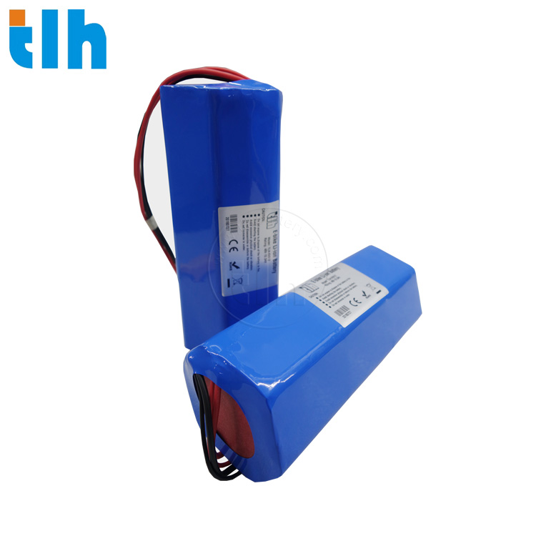 48V 10.5Ah lithium ion battery pack