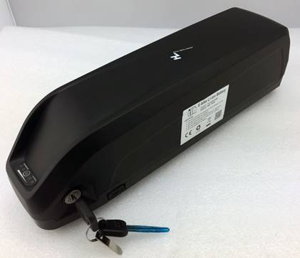 Electric Bike Lithium Ion Battery