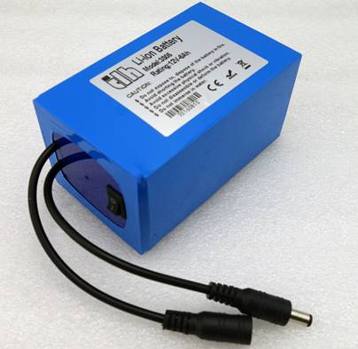 Industrial Equipment Lithium Ion Battery