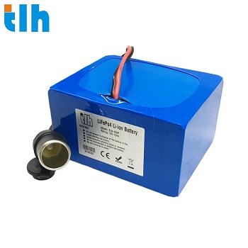 LIFEPO4 BATTERY PACK 12V 15AH FOR OXYGEN MACHINE