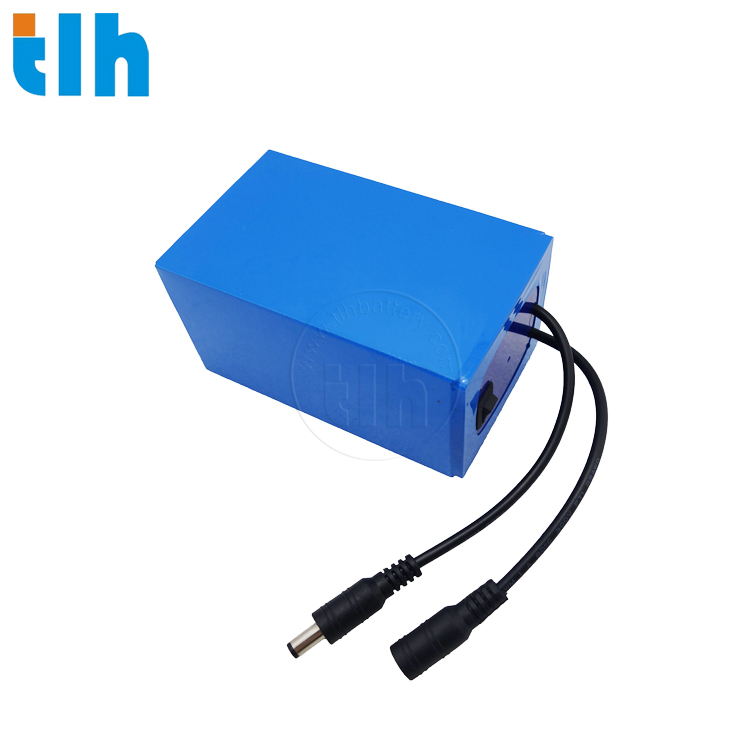 12V 15AH LITHIUM BATTERY PACK FOR OUTDOOR CAMERA
