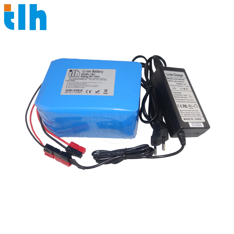 CUSTOMIZE 24 VOLT 10AH LITHIUM BATTERY PACK