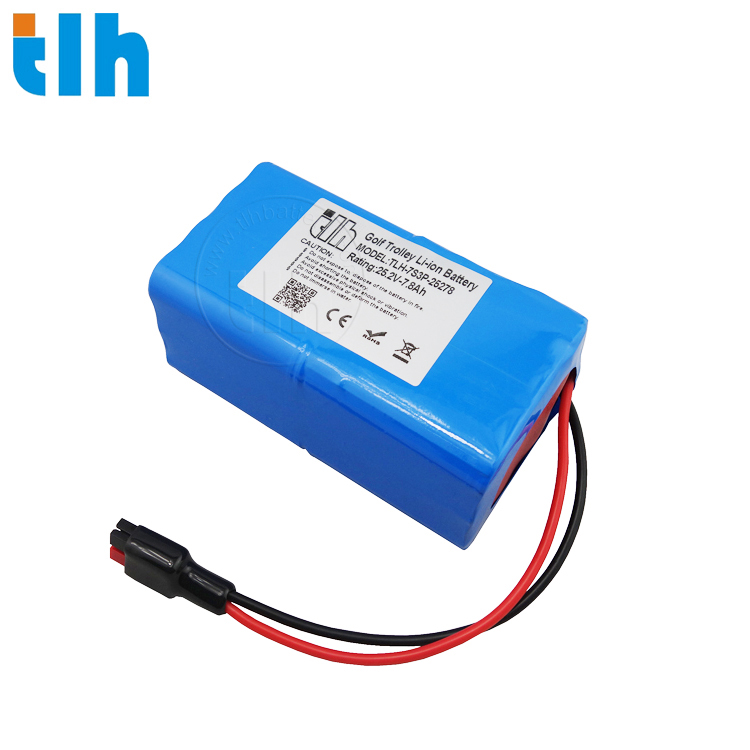 24V 7.8AH LITHIUM ION BATTERY PACK FOR TROLLEY GOLF