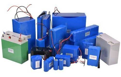 Customized 36 volt lithium ion battery packs