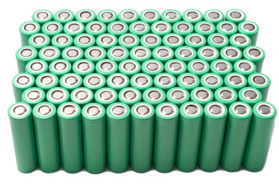 Figure 2 Ordinary Lithium Batteries