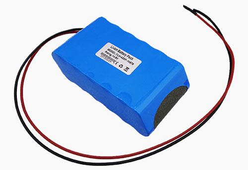 14.8V 18650 Battery Pack