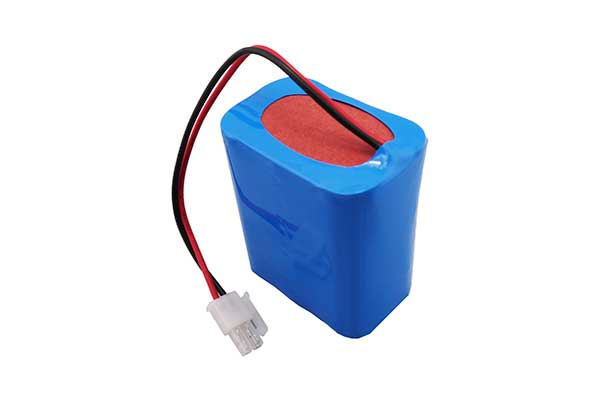 Figure 6 A lithium ion rechargeable medical battery pack