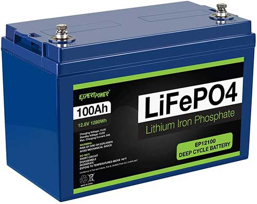 fig 4 lifepo4 12v li-ion battery