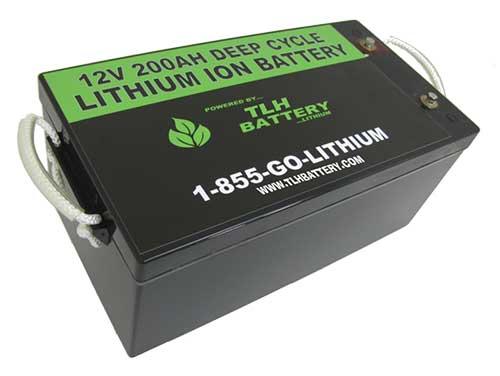 figure 1 tlh 12v li-ion battery