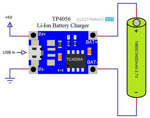 fig 4 lithium battery charger