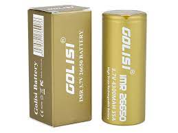 Golisi S43 IMR 26650 Battery