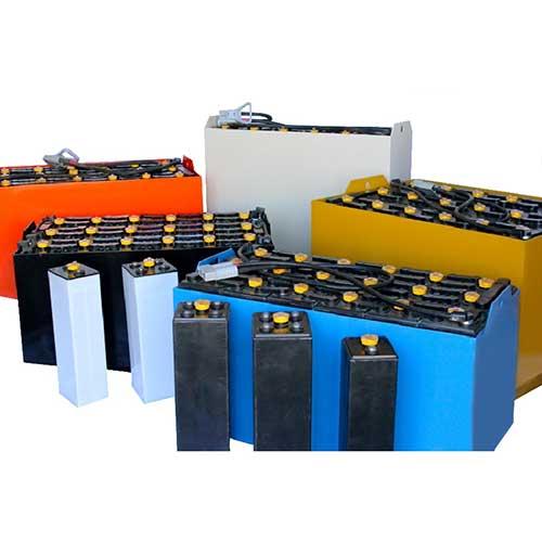 lithium forklift batteries