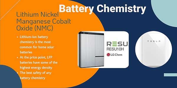 powerwall chemistry