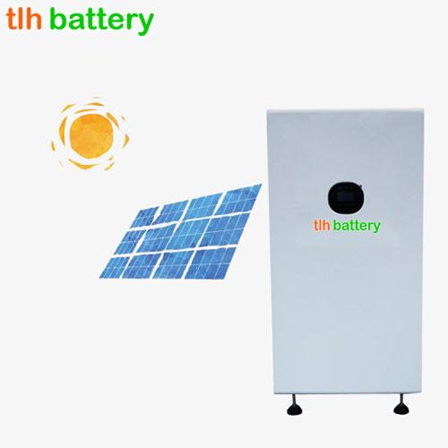 A Powerwall Charging through Solar