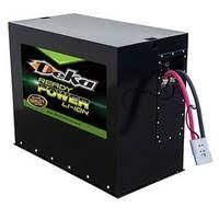 New Deka Ready Power Li-Ion Forklift Battery