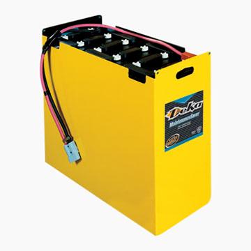 Deka Industrial Electric Forklift Battery